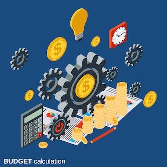 Financiële berekening