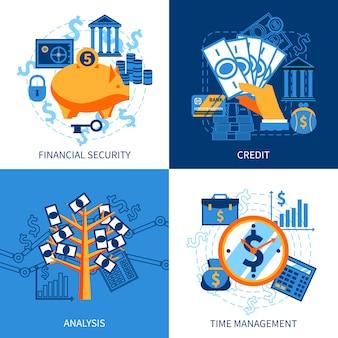 Financiën concept