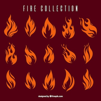 Fire collectie