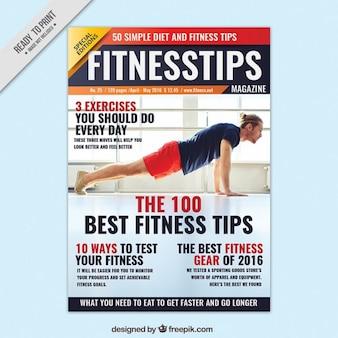 Fitness advies tijdschrift