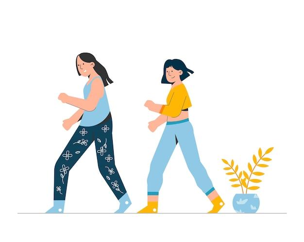 Fitness dansles