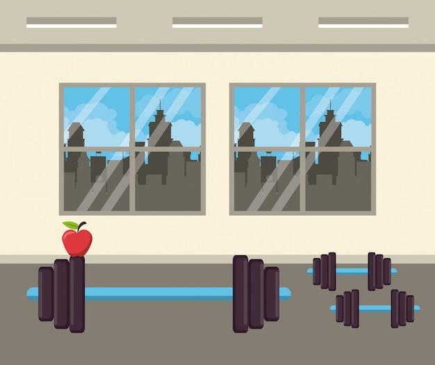 Fitness en een gezonde levensstijl
