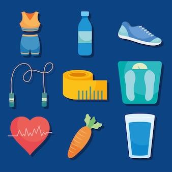 Fitness en sport