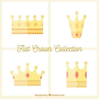 Flat kroon collectie