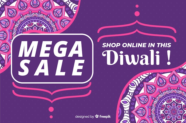 Flat shop online in deze diwali