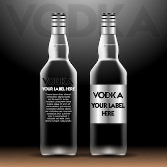 Fles wodka