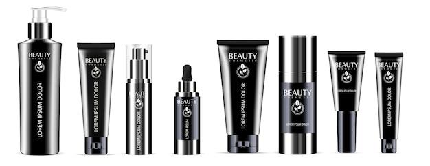 Flesjesverzorgingsset voor cosmetica