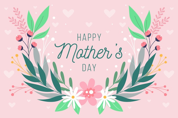 Floral moederdag evenement