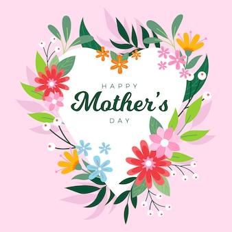 Floral moederdag