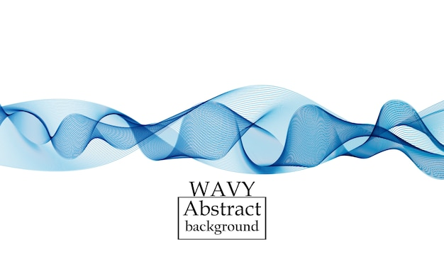 Flow vormen. vloeibare golf achtergrond. abstracte stroomvorm.