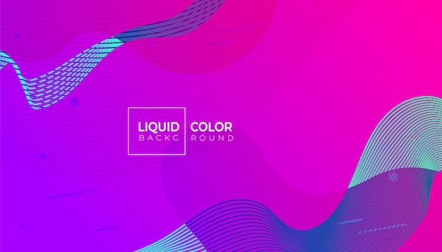 Fluid shapes-banner