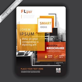 Flyer voor bedrijfspromotie