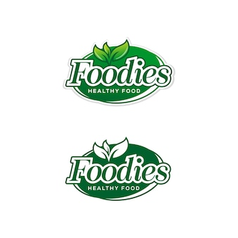 Foodies stickers