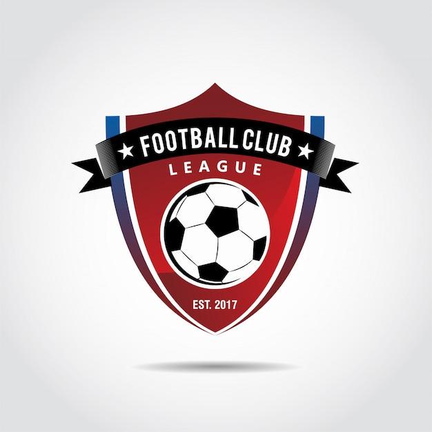 Football club-logo