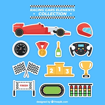 Formule 1-elementenverzameling