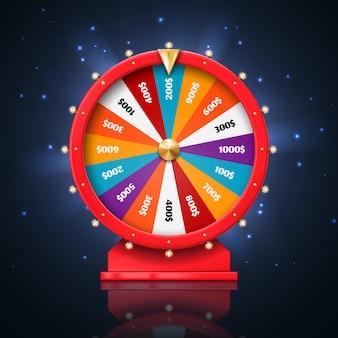 Fortune wheel of lucky spin games, casino en gokken