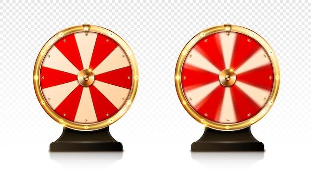Fortune wiel spin casino geluk roulette kansspel met geld prijzen verliezen en jackpot winnen sectoren gokken loterij of loterij online entertainment amusement realistisch d