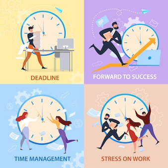 Forward to sucess, time management