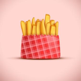 Foto van hamburger