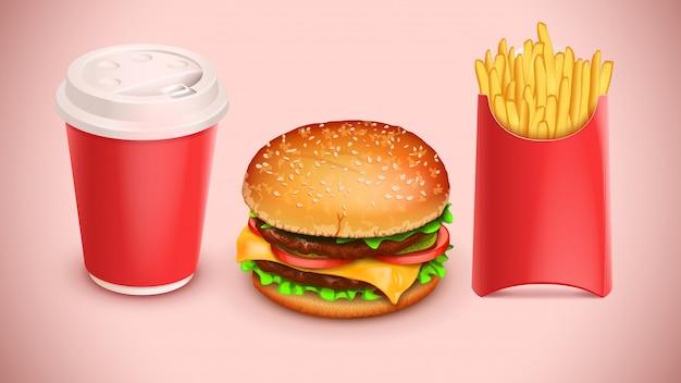 Foto van voedsel set 2