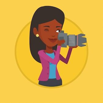 Fotograaf foto nemen.