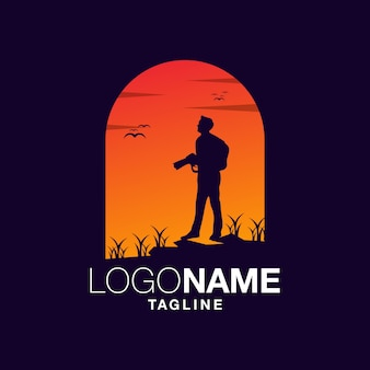 Fotograaf logo ontwerp