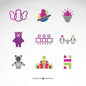 Fotografie logo's gratis te downloaden