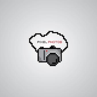 Fotografie logo sjabloon thema