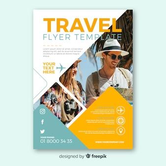Fotografische reisvlieger