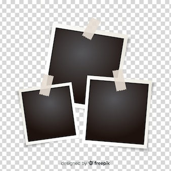 Fotolijsten sjabloon