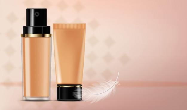 Foundation creme collectie