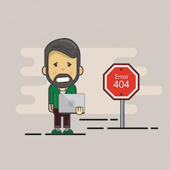 Foutmelding 404