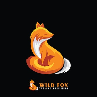 Fox illustratie