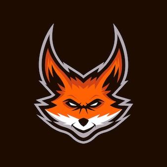 Fox mascotte logo