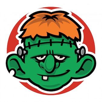 Frankenstein hoofd