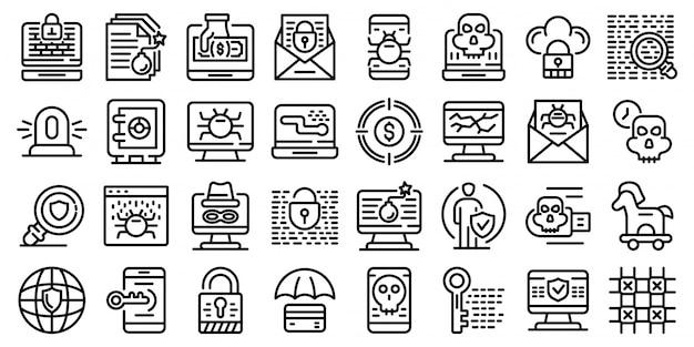 Fraude pictogrammen instellen