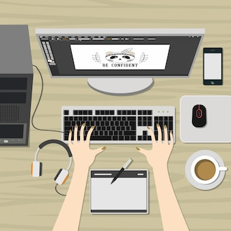 Freelance ontwerper