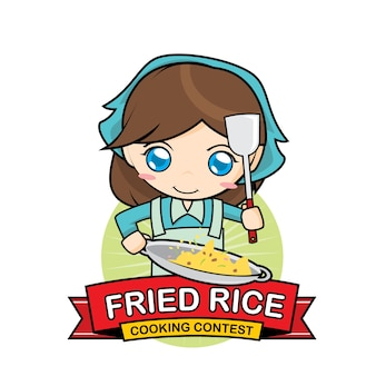 Fried rice cooking contest