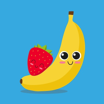 Fruit achtergrond ontwerp