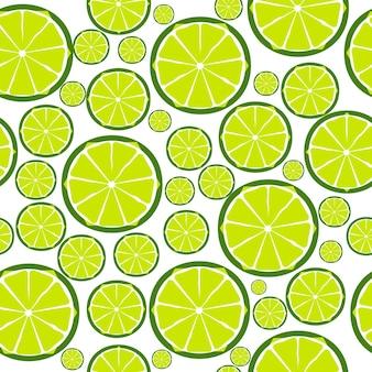 Fruit naadloze ontwerppatroon. vector illustratie. eps-10.