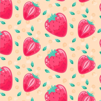 Fruit patroon concept