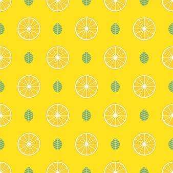 Fruit patroon, kleurrijke zomer achtergrond. elegante en luxe stijlillustratie