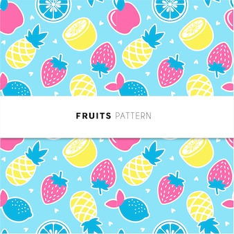 Fruit patroon
