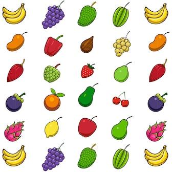 Fruitpatroon