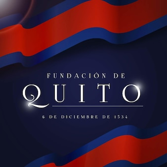 Fundación de quito-evenement