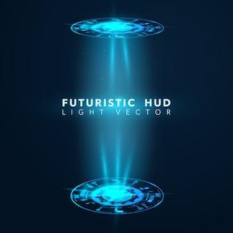 Futuristisch huidontwerp