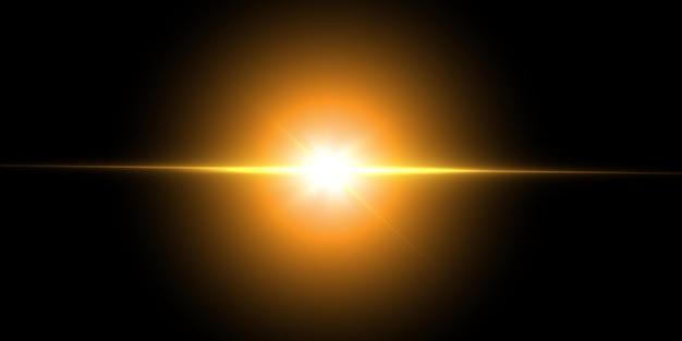 Futuristisch lichteffect