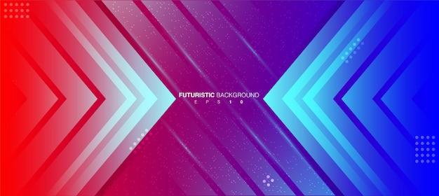 Futuristische achtergrond abstracte ontwerp illustratie