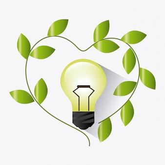 Ga groen ecologieontwerp.