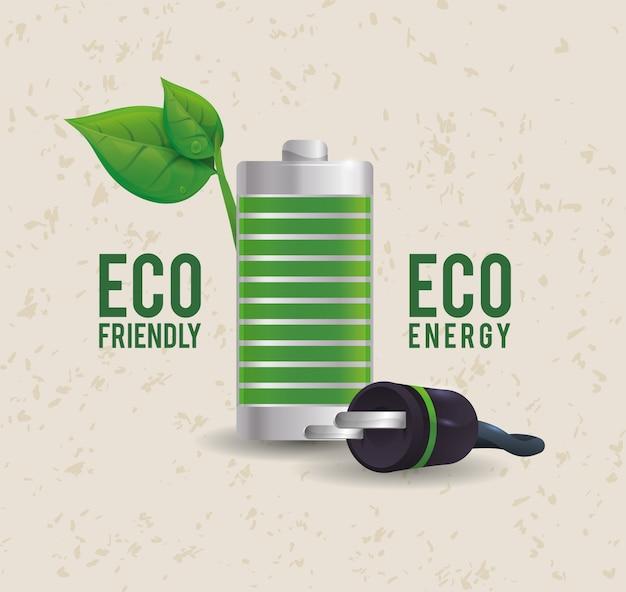 Ga groen ontwerp